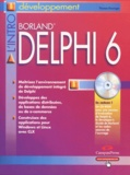 Thomas Binzinger - Delphi 6. 1 Cédérom