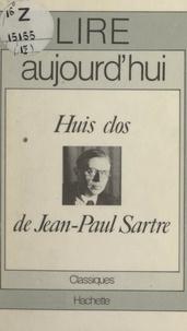 Thomas Bishop et Maurice Bruézière - Huis clos, de Jean-Paul Sartre.