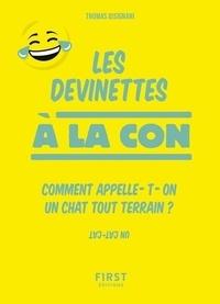 Téléchargements gratuits pour les livres audio Les devinettes à la con (Litterature Francaise)