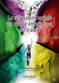 Thomas Bonnet - La régulation sociale du risque émotionnel au travail.
