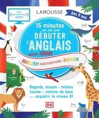 Thomas Booth et Ben Davies - 15 minutes par jour pour débuter l'anglais spécial junior - English for everyone junior.
