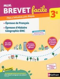 Epreuves de Français Histoire-Géographie-EMC 3e - Thomas Bouhours |