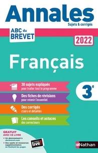 Thomas Bouhours - Français 3e - Sujets et corrigés.