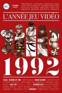 Thomas Bouïssaguet et Stéphane Bouley - L'année jeu vidéo 1992.