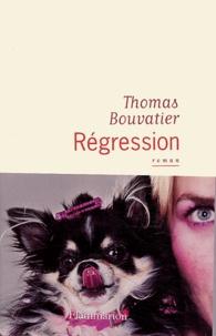 Thomas Bouvatier - Régression.