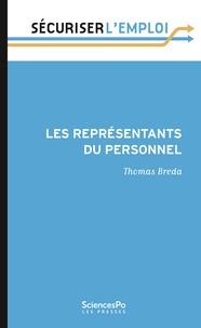 Thomas Breda - Les représentants du personnel.