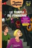 Thomas Brezina - Le temple du tonnerre - CM2 et 6e.