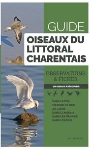 Thomas Brosset - Guide des oiseaux du littoral charentais - Observations & fiches.