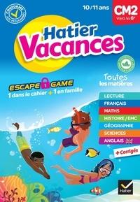 Thomas Cambarot et Pascal Gauffre - Hatier vacances du CM2 vers la 6e - Toutes les matières.