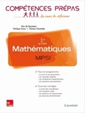 Thomas Chomette et Philippe Crocy - Mathématiques MPSI 1re année.