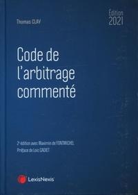 Thomas Clay - Code de l'arbitrage commenté.