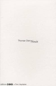 Thomas Clerc - Nouit.