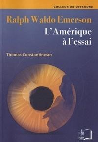 Histoiresdenlire.be Ralph Waldo Emerson - L'Amérique à l'essai Image