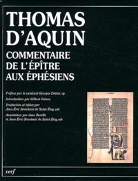 Thomas d'Aquin - Commentaire de l'épître aux Ephésiens.