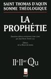Thomas d'Aquin - La Prophétie - 2-2, Questions 171-178.