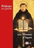 Thomas d'Aquin - Prières en poche de saint Thomas d'Aquin.