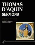 Thomas d'Aquin - Sermons.