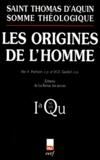 Thomas d'Aquin - Somme théologique Tome 6 - Les origines de l'homme.