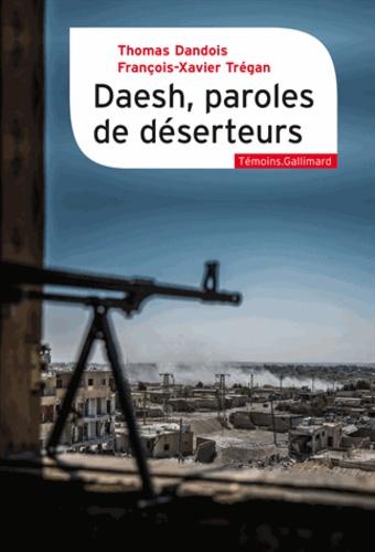 Daesh, paroles de déserteurs - Format ePub - 9782072701818 - 12,99 €