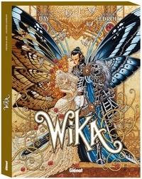 Thomas Day et Olivier Ledroit - Wika  : Coffret en 3 volumes : Tome 1, Wika et la fureur d'Obéron ; Tome 2, Wika et les fées noires ; Tome 3, Wika et la gloire de Pan.