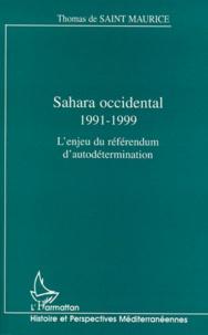 Histoiresdenlire.be Sahara occidental 1991-1999. - L'enjeu du référendum d'autodétermination Image