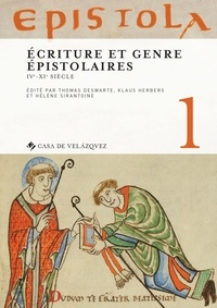 Corridashivernales.be Epistola - Volume 1, Ecriture et genre épistolaires (IVe-XIe siècle) Image