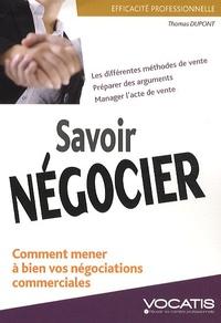 Savoir négocier.pdf