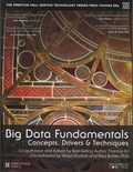 Thomas Erl et Wajid Khattak - Big Data Fundamentals - Conceps, Drivers & Techniques.