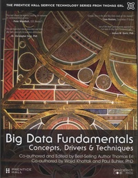 Accentsonline.fr Big Data Fundamentals - Conceps, Drivers & Techniques Image