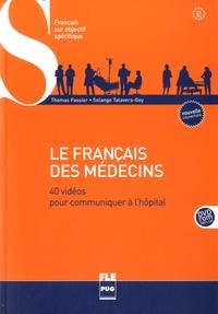 Le Français des médecins- 40 vidéos pour communiquer à l'hôpital - Thomas Fassier | Showmesound.org
