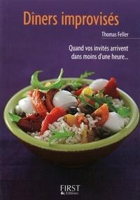 Thomas Feller - Dîners improvisés.