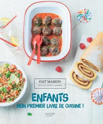 Enfants Mon Premier Livre De Cuisine Grand Format