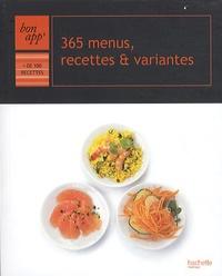Lemememonde.fr 365 menus, recettes et variantes Image