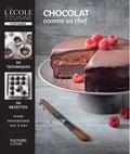 Thomas Feller-Girod - Chocolat - comme un chef.