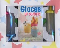 Coffret Glaces et sorbets - Un livre de 40 recettes et les 6 moules à eskimos qui vont avec.pdf
