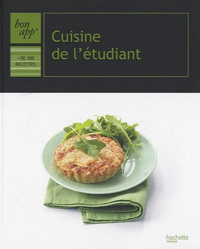 Thomas Feller-Girod et Philippe Mérel - Cuisine de l'étudiant.
