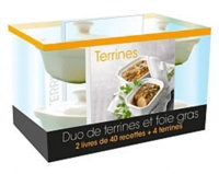 Thomas Feller-Girod - Duo de terrines et foie gras.