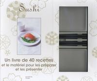 Sushi - Coffret composé dun livre de 40 recettes et le matériel pour les présenter et les préparer.pdf