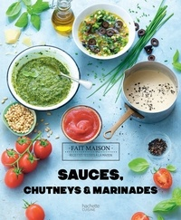 Thomas Feller - Sauces, chutneys & marinades.
