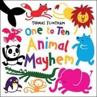 Thomas Flintham - One to Ten Animal Mayhem.