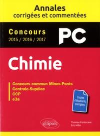 Chimie PC - Commun commun Mines-Ponts, Centrale-Supélec, CCP, e3a.pdf