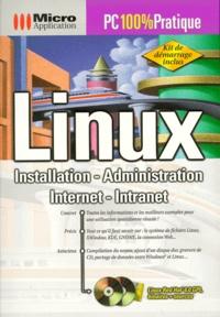 Deedr.fr LINUX. Avec une disquette et deux CD-Roms Image