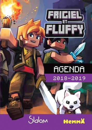 Agenda Scolaire Frigiel Et Fluffy Poche