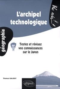 Galabria.be L'archipel technologique - Testez et révisez vos connaissances sur le Japon Image
