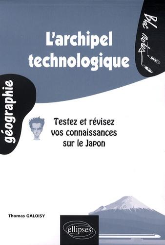 Thomas Galoisy - L'archipel technologique - Testez et révisez vos connaissances sur le Japon.