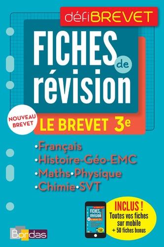 Thomas Gargallo et Martine Lassus - Fiches de révisions le Brevet 3e.