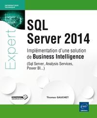 SQL Server 2014 - Implémentation dune solution de Business Intelligence (SQL Server, Analysis Services, Power BI...).pdf