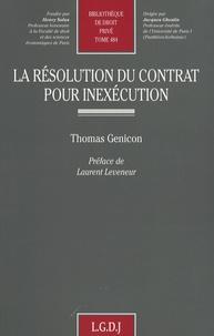La résolution du contrat pour inexécution.pdf