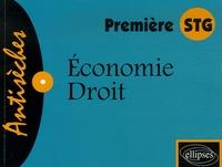 Thomas Gevrey et Marie O'maden - Economie-Droit 1e STG.