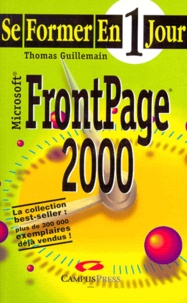 Thomas Guillemain - FrontPage 2000.